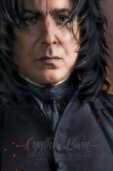 Snape, the Half Blood Prince by Cynthia-Blair