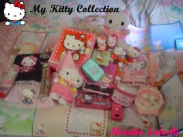 My kitty collection by Minako001