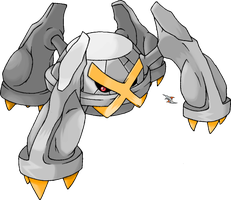 Metagross: Shining Coloration