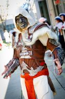 Assassins Creed Turkish armor Anime Boston by Jay-Michael-Lee