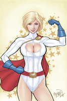 Power Girl by PlanetDylan
