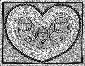 Lines of the Heart (FOR SALE) by HGCreations