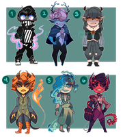 Monster adopts xi [closed] by pw-adopts