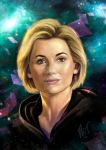 13th Doctor Who by mayan-art