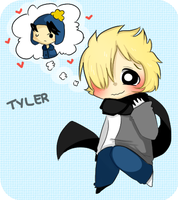 r - Tyler by TweekPark