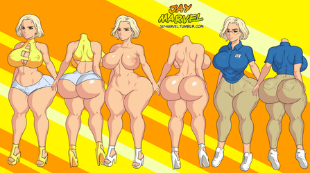 Kelsie Outfits by Jay-Marvel