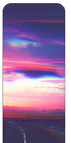 |DECOR| More glitch (sunset) by Volatile--Designs