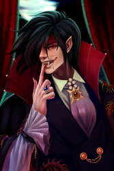 Alucard the Earl by Taneysha