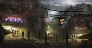 Future Slums by Reeves123