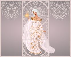Greek Goddess Series: Hera by luv2icesk8