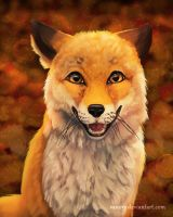 Foxy Smile by Vanory