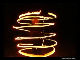 playing with fire - pillar 2 by sh4dow