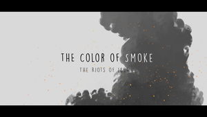 The Color of Smoke [ANIMATIC] by ShamelessMagic
