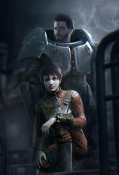 Fallout 4 by shalizeh