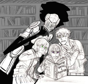 Investigation Group by StaticGirl22