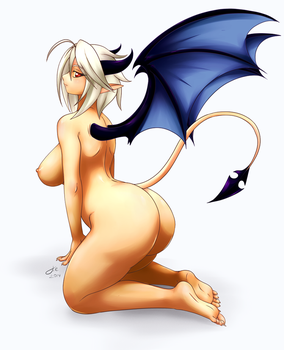 Succubus by JessicaElwood