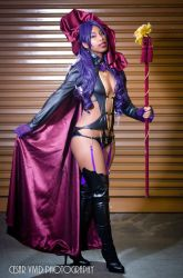 The Entertainer by foolycoolycosplay