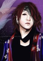 Ruki : Filth in the Beauty by verachan