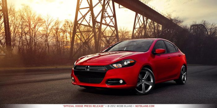 2013 Dodge Dart R/T 14 - Press Kit by notbland