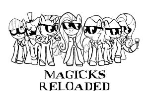 Magicks Reloaded by zoarvek