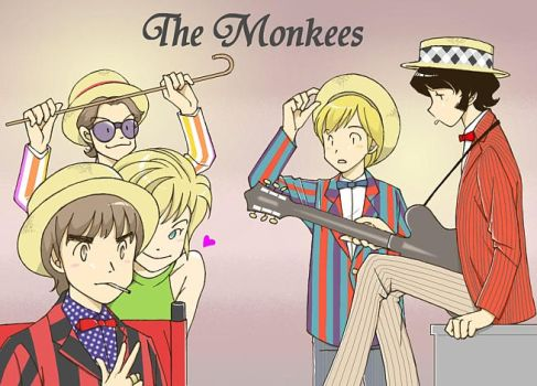 The Monkees 25 by Nyorori