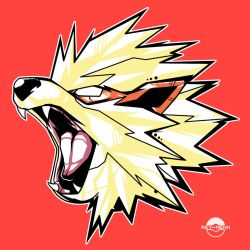 Arcanine POP Head by rey-menn