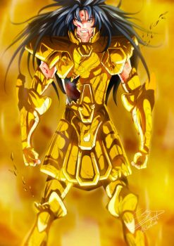 Kanon Of Geminis Saint Seiya by Sersiso