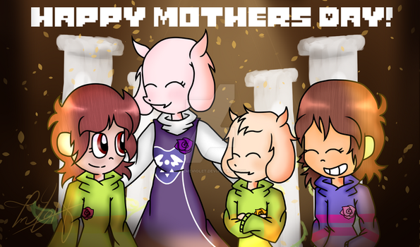 Happy Mothers Day! by ItzMeViolet