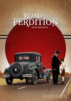 ROAD TO PERDITION (2002) by RUIZBURGOS