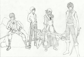 Bleach group -update, still not finished- by Kross1794