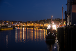 Whitby by night by maximusmountain
