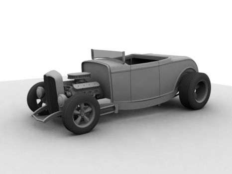 1932 Ford Roadster by todd587
