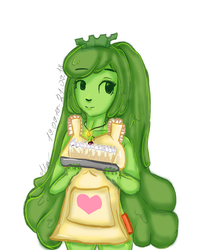 [HUM.] Jelly and her cake by MariaNya54