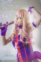 Sheryl Nome . Lion - Macross Frontier cosplay by Rael-chan89