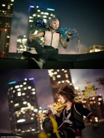 Kingdom Hearts 3D: Light Falls Into Darkness by arisatou