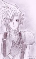 Cloud By: Maruchan-Vinct by finalfantasyfan