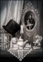Lewis Carroll's Attic by Tyliss
