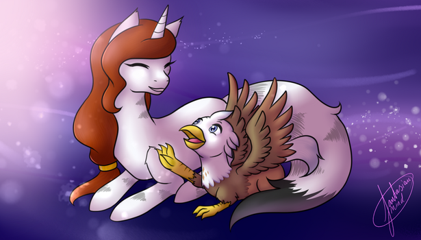 Fascination Inner Child - SilverQuill FanArt by MLPsUnique