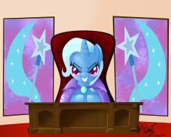 President Trixie by paulyt7