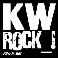 KW ROCK_! channel logo by KWFMdotnet