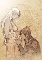 Artbook: Kiss for son by sionra