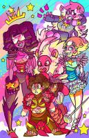 The Prince and the gems by CorrsollaRobot