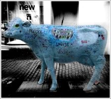 Street Cow by Reliquo