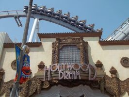 Hollywood Dream by TurboJUK