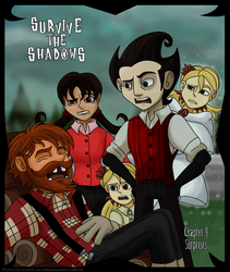 Survive the Shadows Chapter 9 by Aileen-Rose