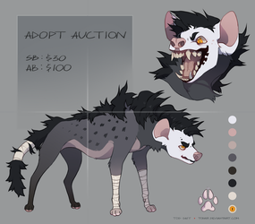 Adopt auction #30 [OPEN] by todaff