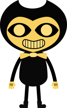 Bendy Character in NITW world by TimsManter
