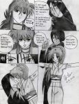 Kurama and Botan Doujinshi: Beloved Page 2 by Kisarasmoon