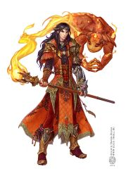 Tossair the Firemage by gugu-troll