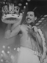 the queen freddie by bohemian-sam
